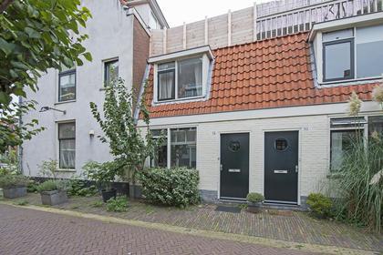 Vogelkoopsteeg 12 in Haarlem 2011 PA
