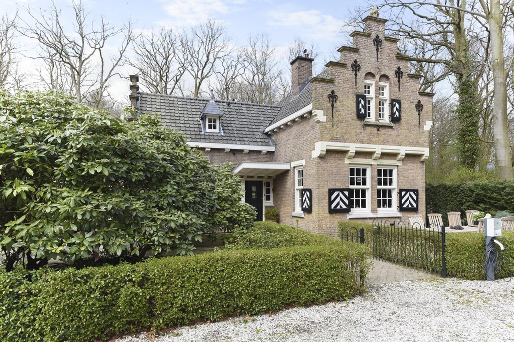 Landgoed De Wittenburg 2 in Wassenaar 2244 BV