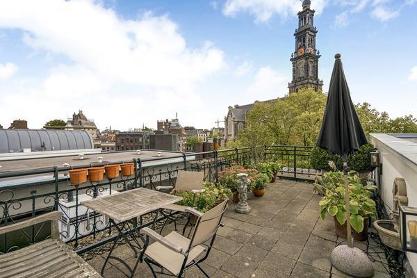 Bloemgracht 16 -B in Amsterdam 1015 TJ