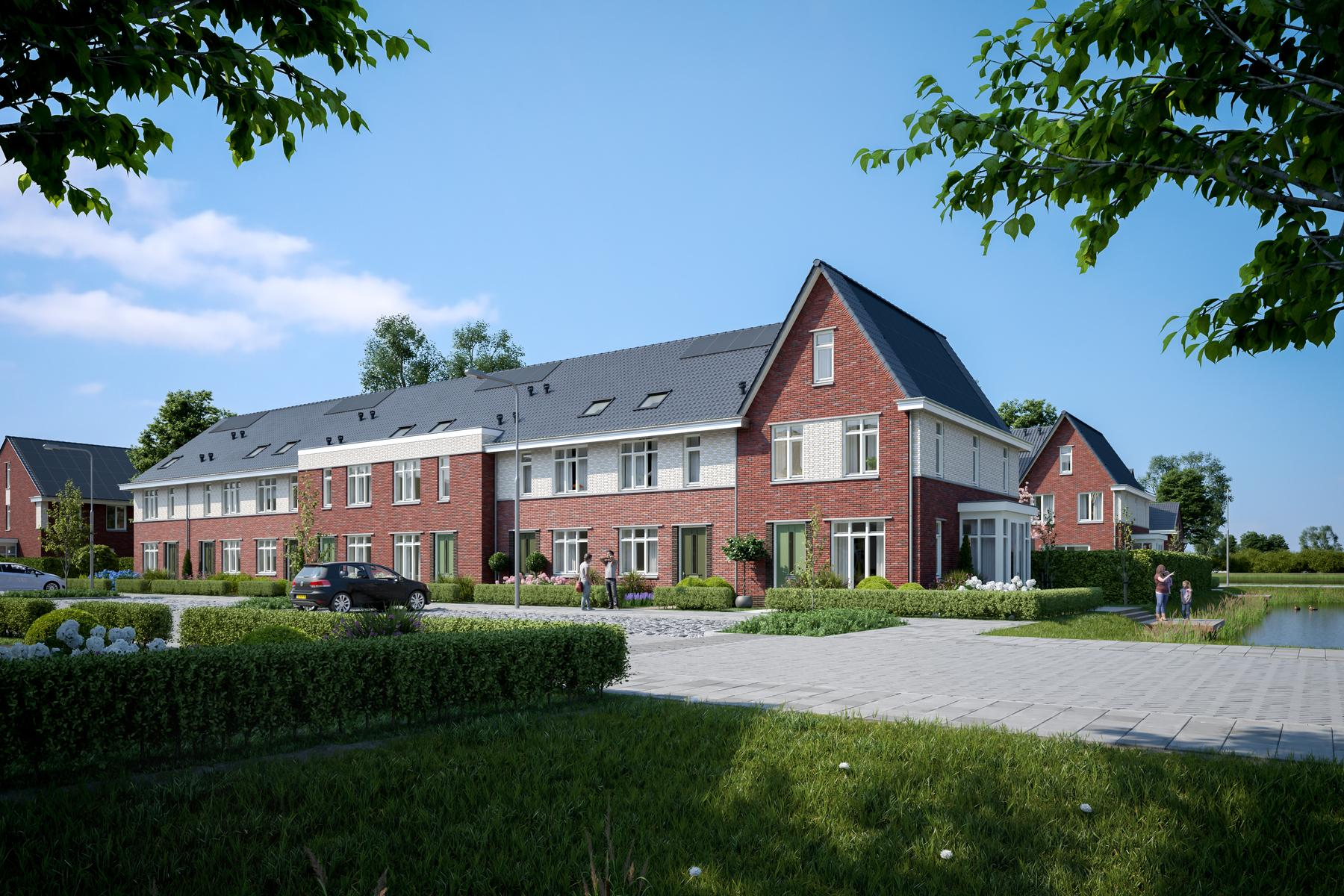 Wijdeblik Fase 1 (Bouwnummer 20) in Gouda 2809