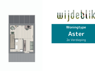 Wijdeblik Fase 1 (Bouwnummer 34) in Gouda 2809