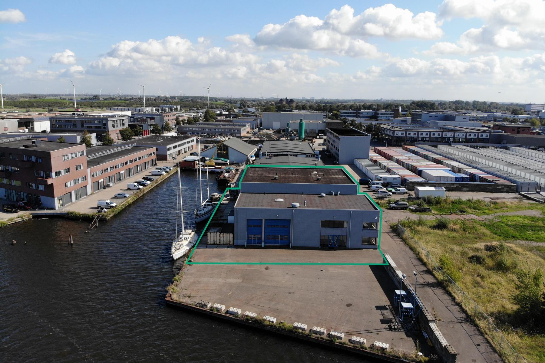 Tappersweg 63 in Haarlem 2031 ET