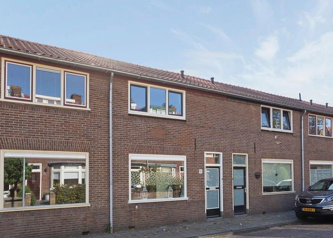 Sint-Bavostraat 10 in Haarlem 2025 TE