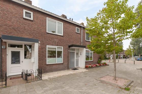 Goeman Borgesiusstraat 79 in Amsterdam 1067 LV