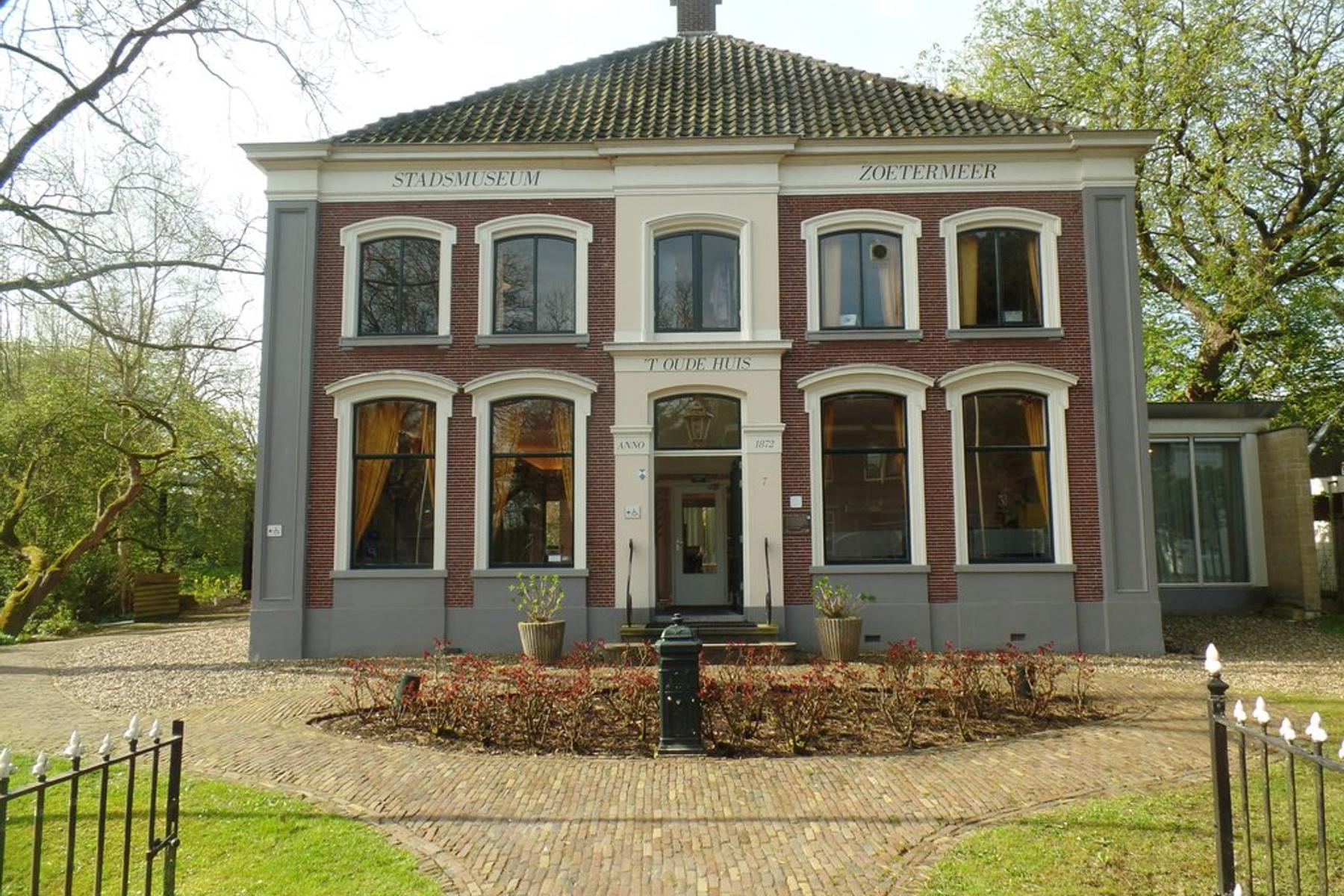 Dorpsstraat 7 in Zoetermeer 2712 AB