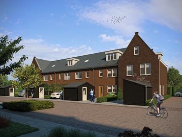 Bouwnummer 16 in Langerak 2967 XG