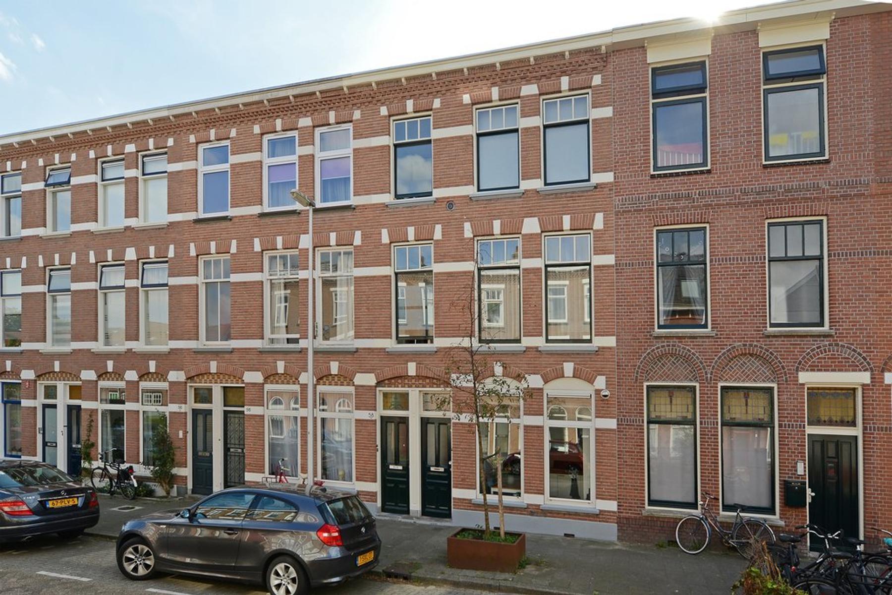 Croesestraat 58 in Utrecht 3522 AG