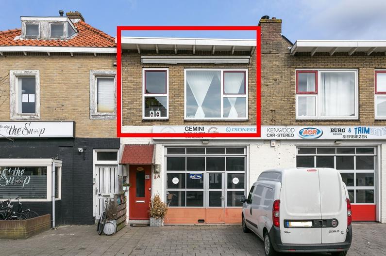 Borskistraat 3 A Rood in Haarlem 2022 PM