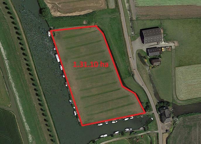 Nabij Slimdijk 20 in Oudendijk 1631 DB