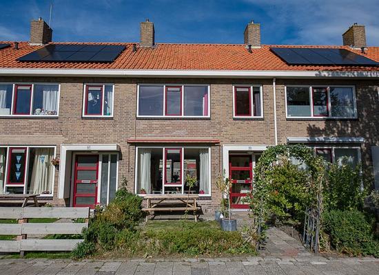 Hugo De Grootstraat 99 in Harlingen 8862 VC
