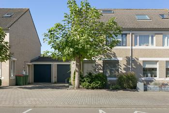 Heksenwiellaan 182 in Breda 4823 HB