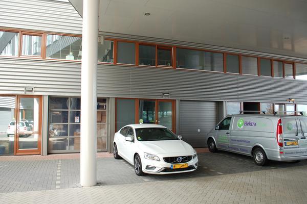 Tappersweg 14 -18 in Haarlem 2031 EV