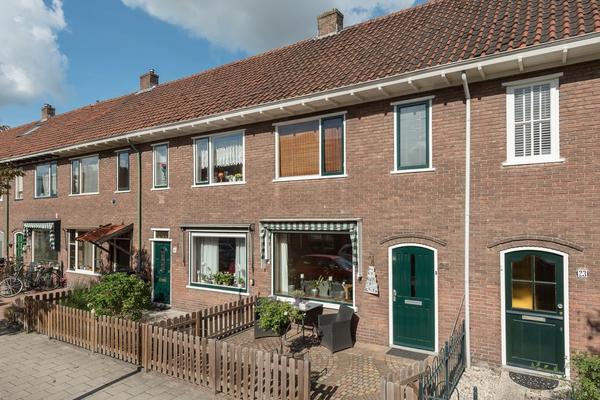 Schoenerstraat 25 in Utrecht 3534 RK