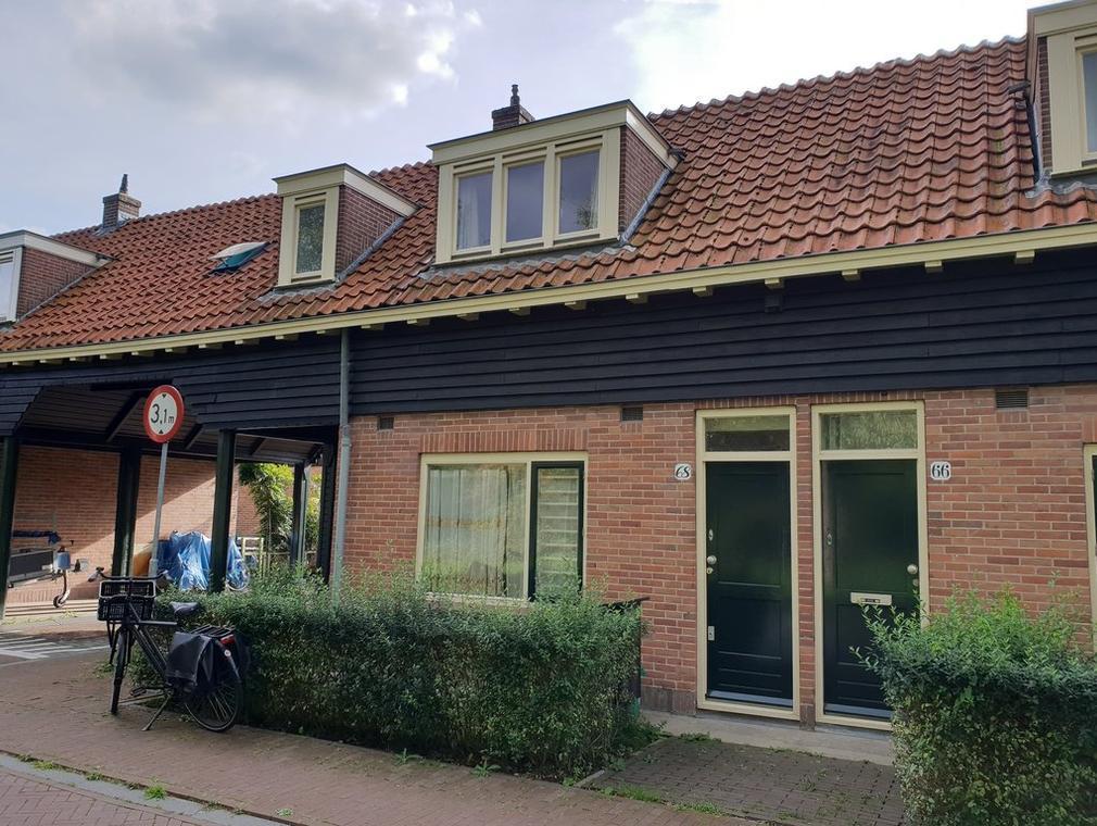Zamenhofstraat 68 in Amsterdam 1022 AE