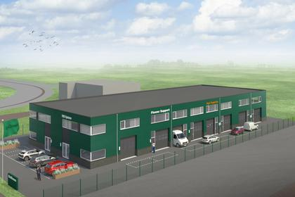 Agriport - Unigreen in Middenmeer 1775 TB
