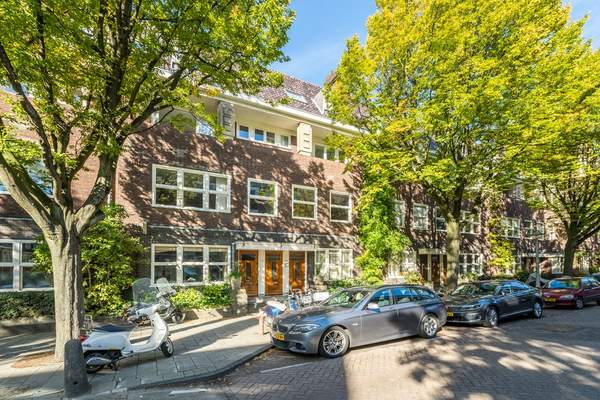 Jan Van Eijckstraat 22 Ii/Iii in Amsterdam 1077 LL