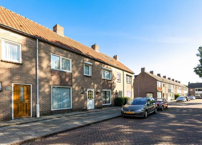 Orduynenstraat 120 in 'S-Hertogenbosch 5231 NR