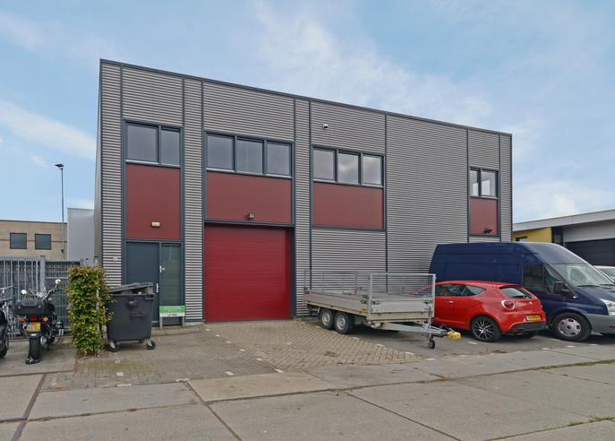 Jan Tinbergenstraat 8 E in Reeuwijk 2811 DZ
