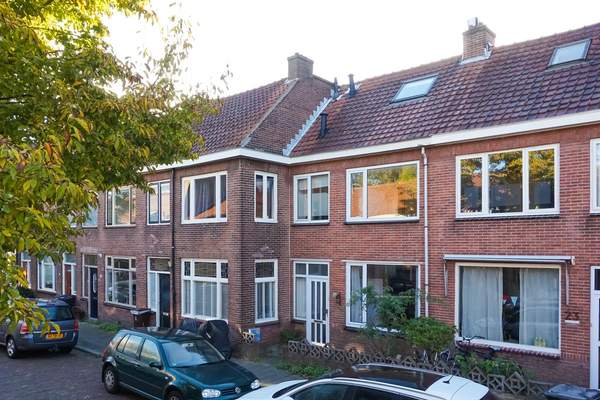 Herman Modedstraat 25 in Utrecht 3553 VK