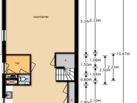 Rietsingel 3 in Pijnacker 2642 LG