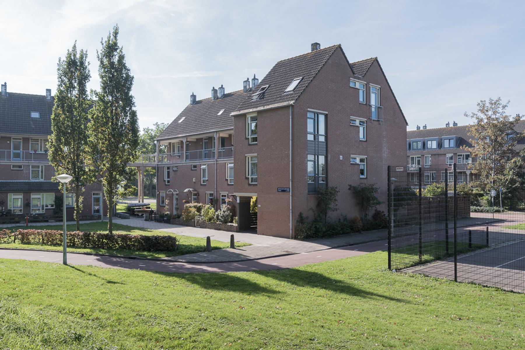 Wethouder Serrurierstraat 3 in Amsterdam 1107 CD