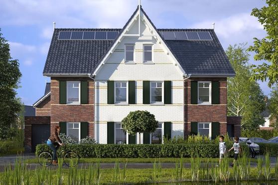 Oranje Zegge 11 in Vlijmen 5251 HX