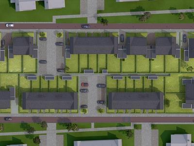 Hoenwaard 9 (Bwnr 9 Project Passepartout) in Ede 6718 NC