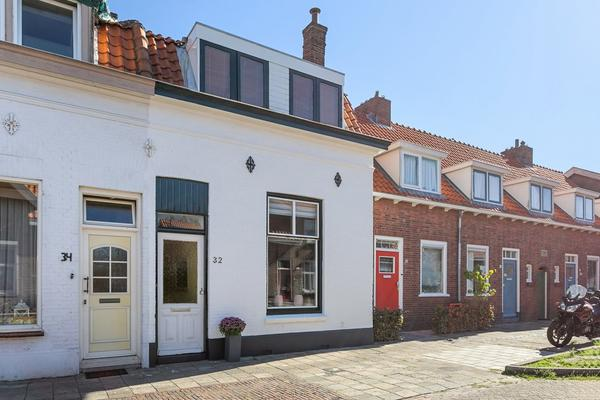 Callenfelsstraat 32 in Vlissingen 4381 TG
