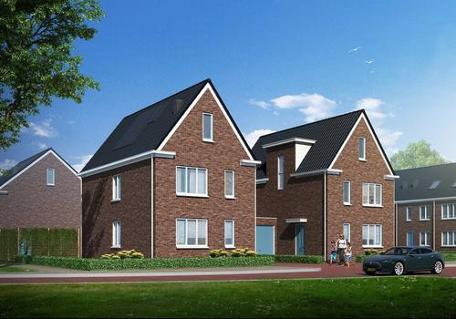 Vrijstaand - Wonen In De Regenboog in Hardinxveld-Giessendam 3372 VD