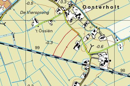 Oosterholtseweg in IJsselmuiden 8271