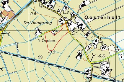 Oosterholtsesteeg in IJsselmuiden 8271