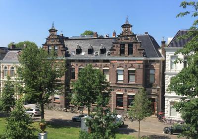 Ubbo Emmiussingel 21 in Groningen 9711 BB