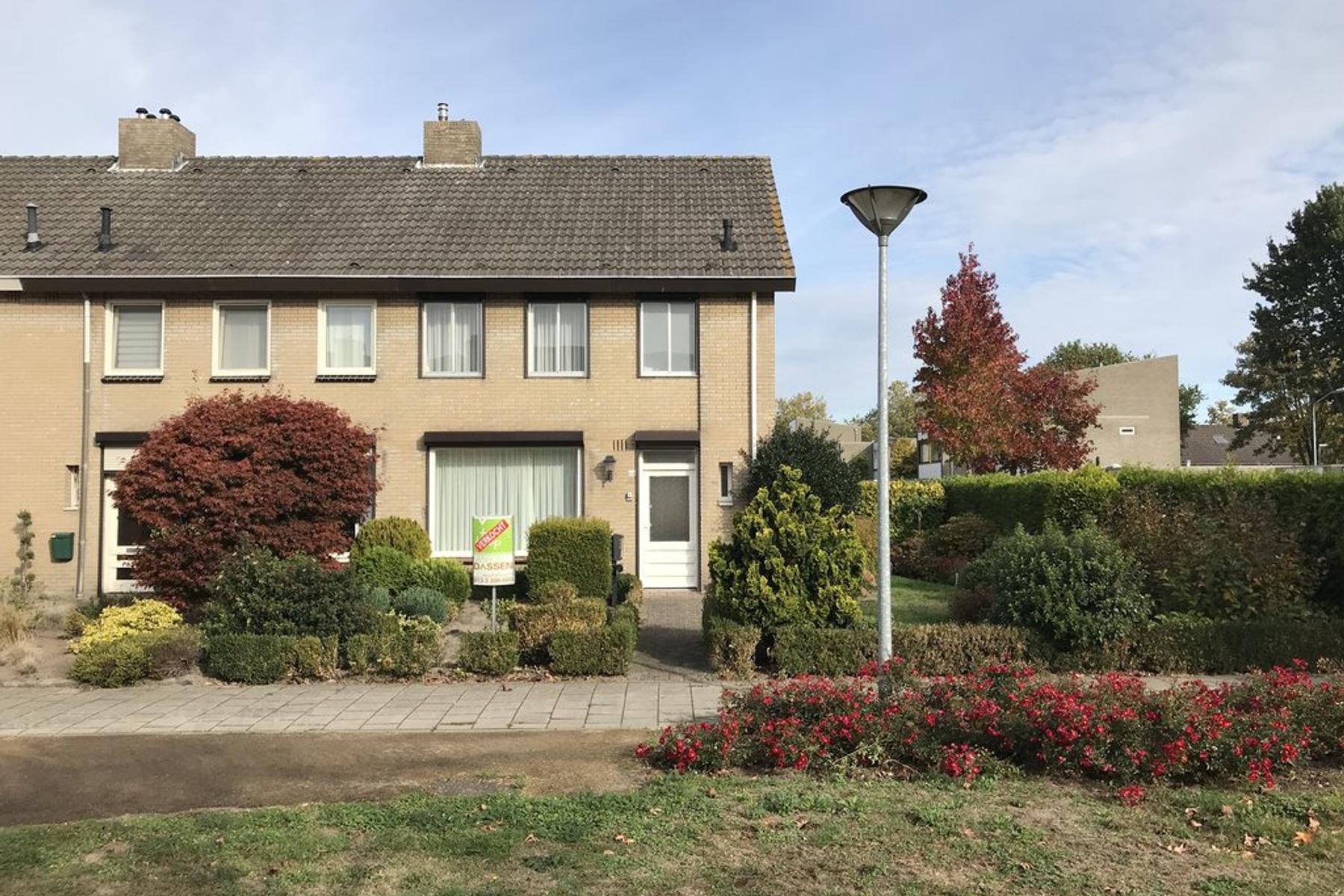 Costerman Boodtstraat 84 in Goirle 5051 WE