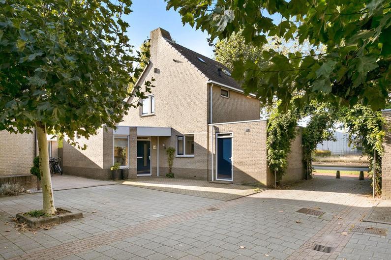 Galeistraat 14 in 'S-Hertogenbosch 5237 PJ