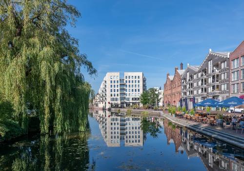 Oranje-Vrijstaatkade 10 in Amsterdam 1093 KS