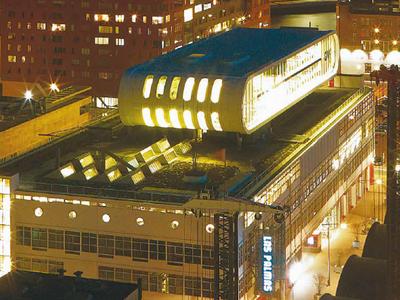 Wilhelminakade 318 in Rotterdam 3072 AR