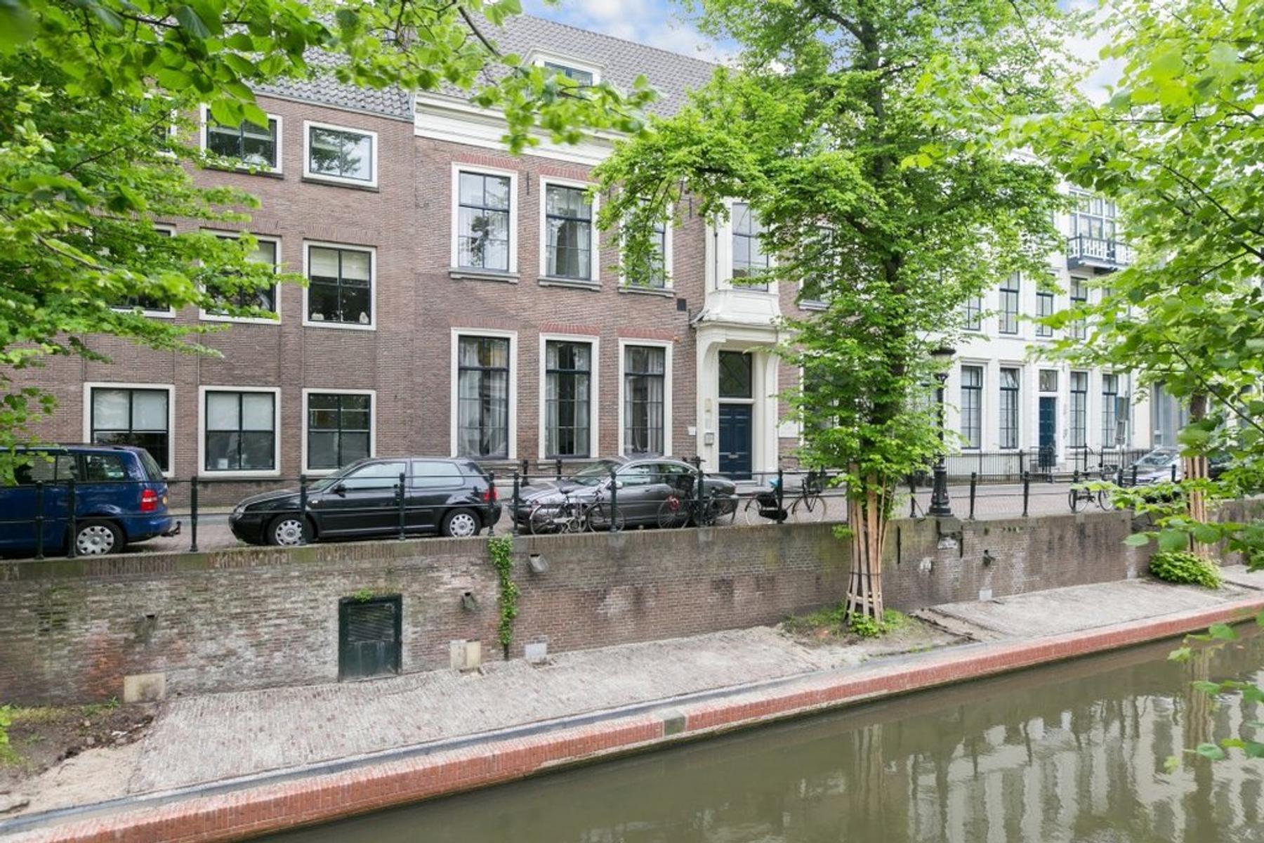 Nieuwegracht 137 A in Utrecht 3512 LK