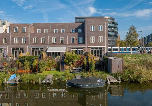 IJburglaan 1602 in Amsterdam 1087 MA