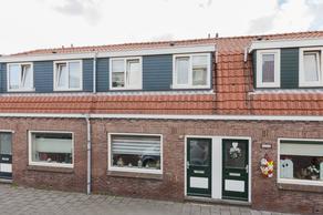 De Ruyterstraat 113 in IJmuiden 1972 BE