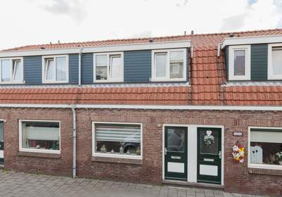 De Ruyterstraat 113 in IJmuiden 1972 BE
