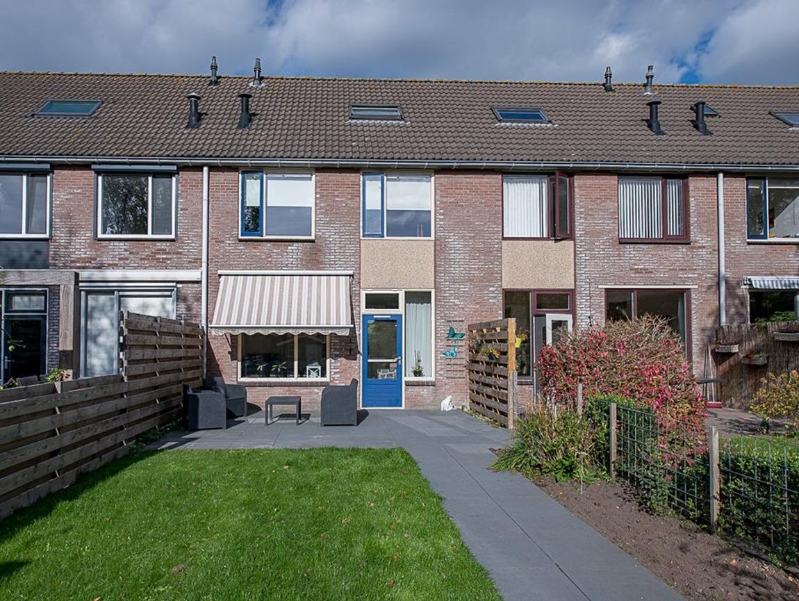 Hoekerhof 60 in Harlingen 8862 PJ