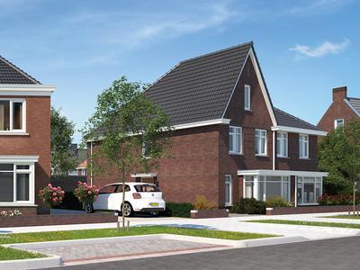 Schitterend Parkzijde (Bouwnummer 81) in Middelburg 4337 AA
