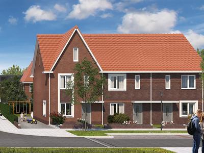 Schitterend Parkzijde (Bouwnummer 95) in Middelburg 4337 AA