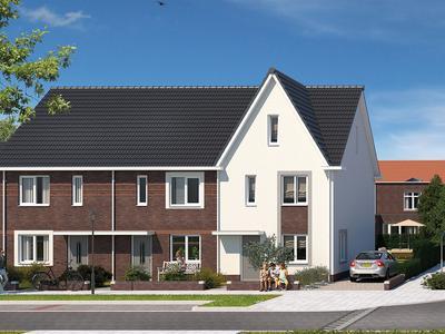 Schitterend Parkzijde (Bouwnummer 98) in Middelburg 4337 AA