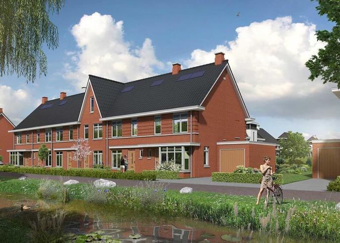 Willemsbuiten - Fase 4 (Bouwnummer 51) in Tilburg 5022 DA