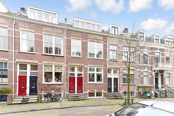 M.A. De Ruyterstraat 7 Bis in Utrecht 3572 XM