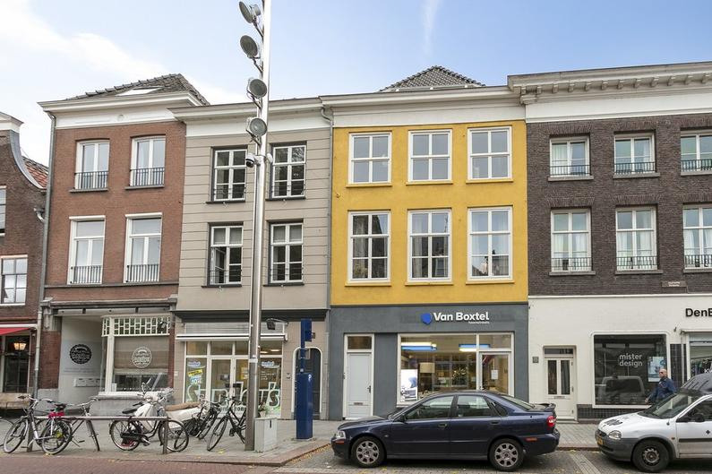 Hinthamerstraat 88 B in 'S-Hertogenbosch 5211 MS