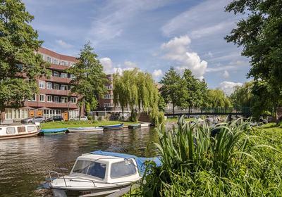 Van Kinsbergenstraat 70 in Amsterdam 1057 PT