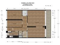 Isabellaland 924 in 'S-Gravenhage 2591 ST