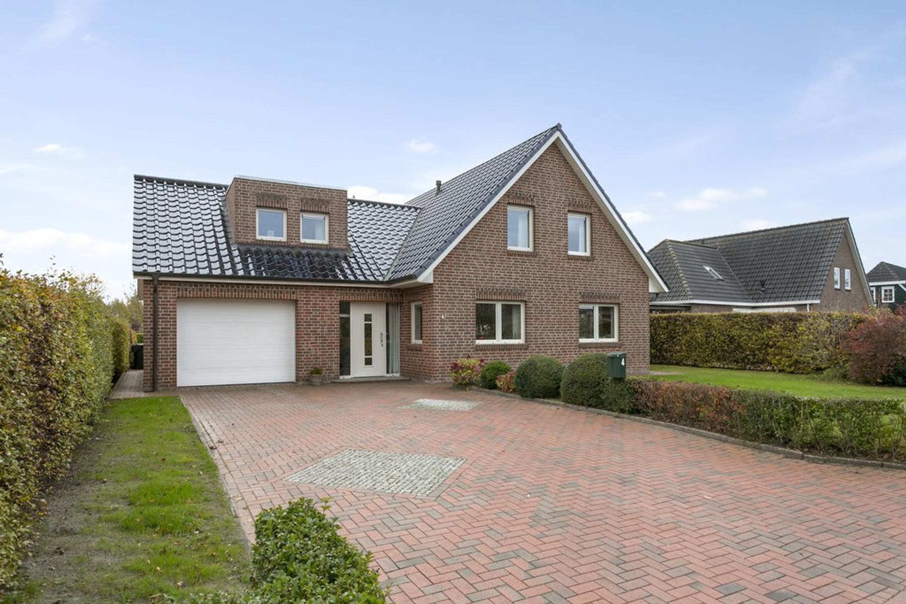Everdina Van Berumlaan 4 in Uithuizen 9981 NP